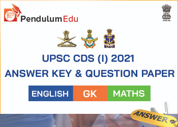 CDS Answer Key 2021