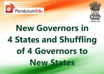 New Governors Apointed to Four states