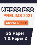 UPPCS 2021 PRELIMS ANSWER KEY AND UP PCS 2021 PRELIMS PAPER ANALYSIS